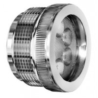 Подводный светильник XL-323-A-RGB-PWM/7.5W/12-24V