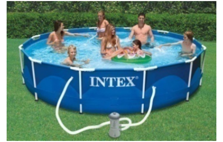 Каркасный бассейн Intex 28212NP